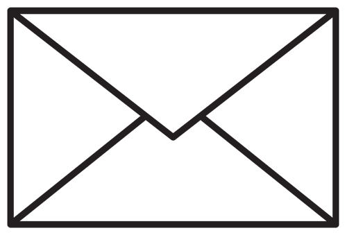 Letters icon.