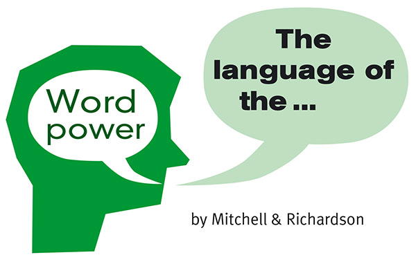 Word power by Mitchell and Richardson