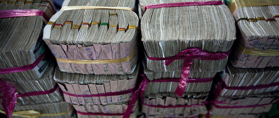 Readycash: everyone carries around cash in Burma as there are no ATMs and cards are only accepted by a few swank hotels.