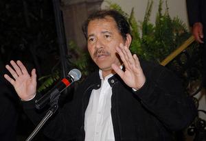 Daniel Ortega Photo by Presidencia de la República del Ecuador