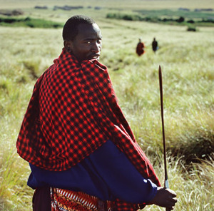 'We will not be quiet!' Tanzania's Maasai fighting eviction and harrassment.Dieter Telemans / Panos