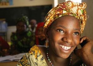 Niger Photo by Giacomo Pirozzi / PANOS