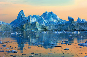 A typical Greenland landscape.Photo by: McPhoto / Still Pictures