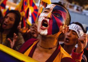 Tibet: 50 years from home Photo: Atul Loke / PANOS
