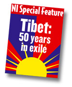 Tibet: 50 years from home