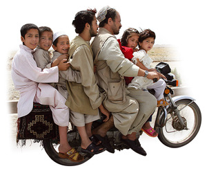 Adaptability is plentiful, as this family in Herat Province demonstrates. But after seven years of occupation, where is Afghanistan heading?Fardin Waezi / Aina Photo Agency / Afghanistan