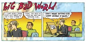 Big Bad World - Goodbye Dubyameister