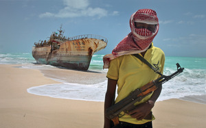 Ocean robber or saviour of the sea?Farah Abdi Warsameh/AP