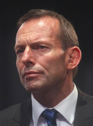 Australian Prime Minister Tony AbbottPhotography under a CC Licence