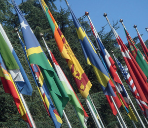 Flying the flags - does the UNSC represent all countries equally?