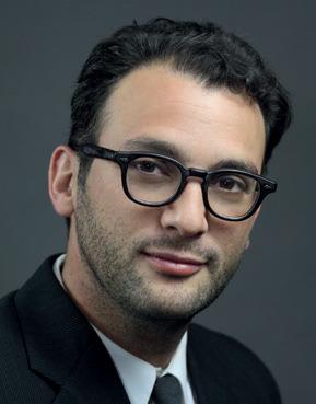Filmmaker Josh FoxHBO