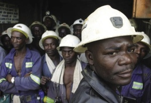 Making the miners pay: Zambian copper miners are fighting to improve labour conditions.Reuters