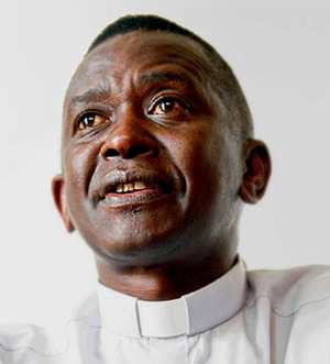 'Injustice must be resisted,' insists Father Musala.Photo: redpepper.co.ug