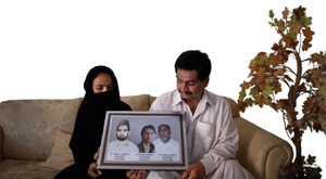 Muhammad and Ansa Munawar lost their 17-year-old son, Waleed, in the May 2010 attacks on two Ahmadi mosques in Lahore. Their respective fathers were both killed in religiously motivated attacks in the 1980s.