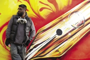 Soul and the city - words from graffiti artist Mohammed Ali Victor de Jesus