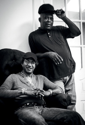 Sly and Robbie – the old tricks still work.