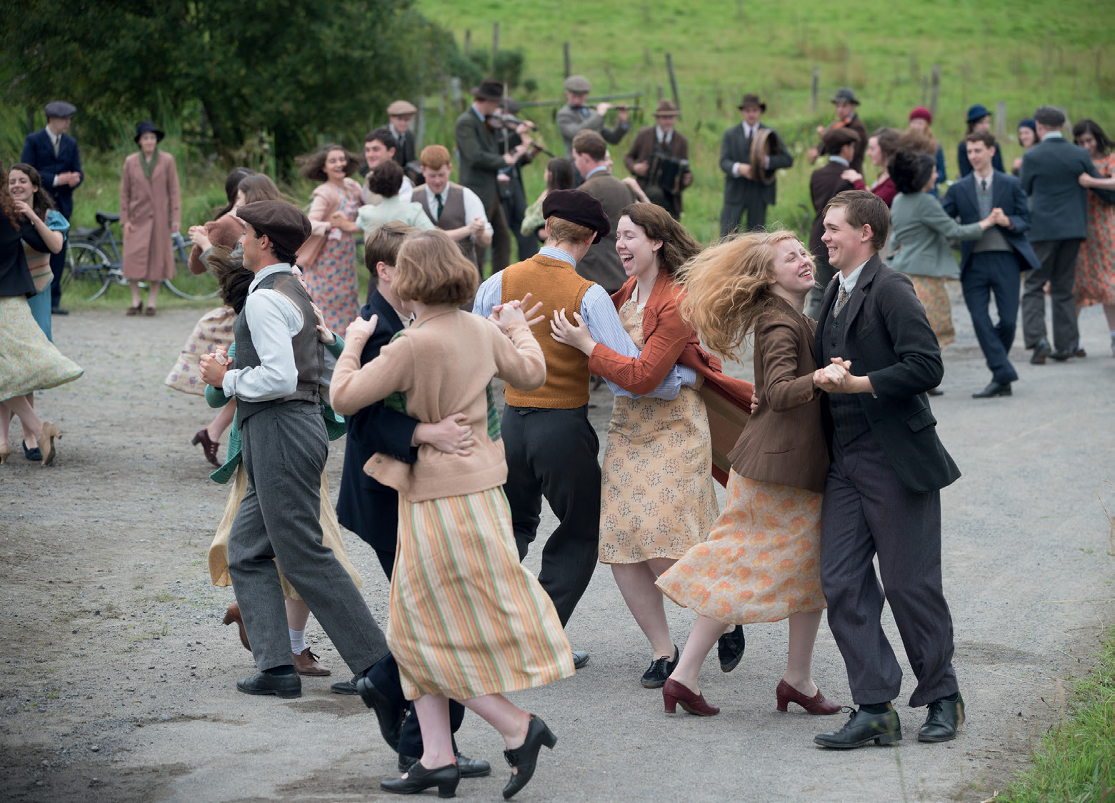 Will the surprisingly upbeat Jimmy's Hall be Ken Loach's finale?