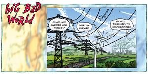 Big Bad World - Pylons