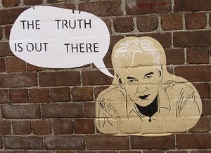 'I was the fall guy': Julian Assange in his own words Newtown Grafitti under a CC Licence