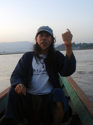 'The Mekong is our mother,' says campaigner Nita Roykaew.