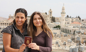 Leila Sansour's Open Bethlehem.