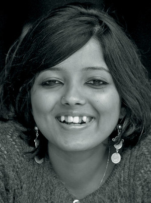 Pujarini Sen works for Greenpeace India, which helped to set up a community renewables project in Dharnai, India.