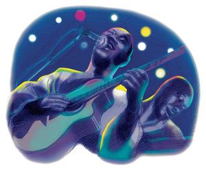 Illustration by Sarah John.