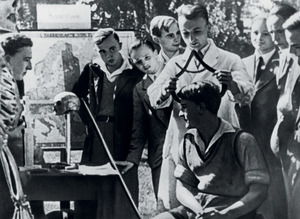 Pseudo-science: in Nazi Germany head-measuring to test for 'Aryan qualities' was part of a wider, devastating eugenics policy.Photo: The Art Archive / Alamy