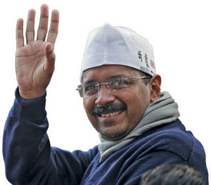 Arvind Kejriwal.Photo: Tsering Topgyal/AP/Press Association Images