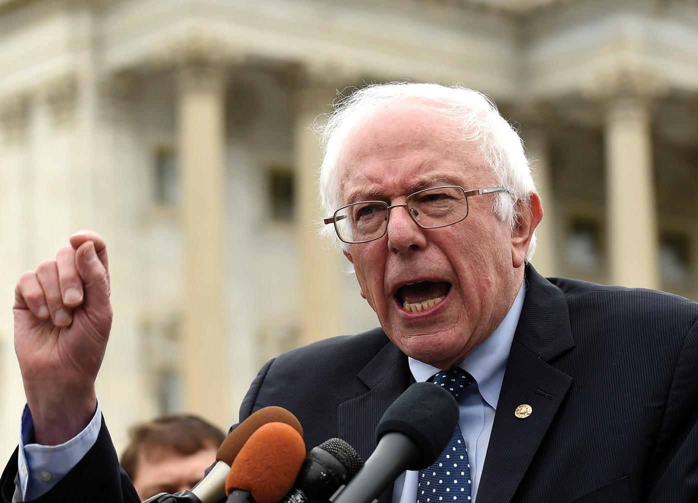 Forget Ben & Jerry's – Vermont has Bernie Sanders.