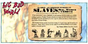 Big Bad World - Slaves