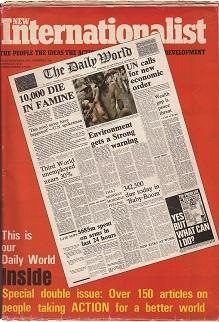 40 years ago in New Internationalist