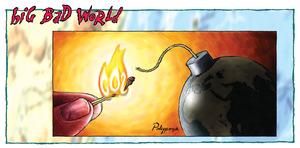 Big Bad World - CO2