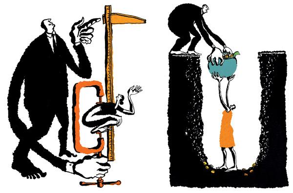 Illustrations: Belle Mellor