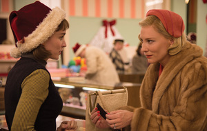 Carol – a groundbreaking story of lesbian love in McCarthy-era US.