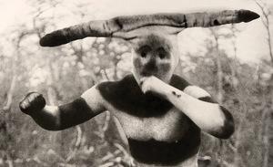 Old photographs of Chile's original people form part of Patricio Guzmán's beautiful sad elegy.