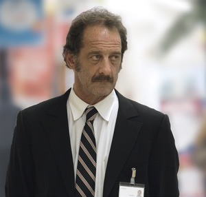 Vincent Lindon as Thierry – superbly expressive through a mask of resignation.