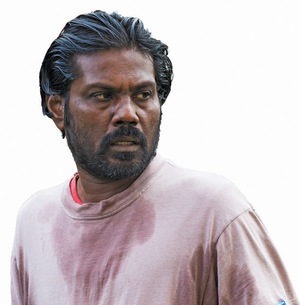 Dheepan – a man of many talents.