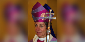 Katharine Jefferts Schori was elected 10 years ago in 2006 as the first female Presiding Bishop in the history of the Episcopal Church and also the first female primate in the Anglican Communion.