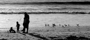 Moana Beach, Adelaide.