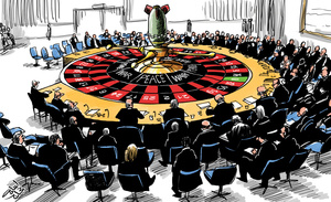 Open Window - Security Council