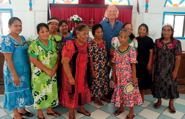 The Marshall Islanders survivors group (with John Pilger) keep alive the lessons of the past – and sound a warning for the future.