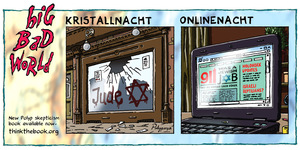 Big Bad World - Onlinenacht