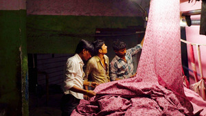 Closer to home than you think – textile industry exploitation in  Rahul Jain's eye-opening Machines.