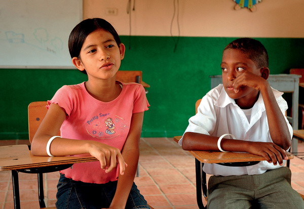 From passive students to active members of society – the Escuela Nueva model gives children more power and autonomy.