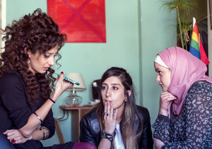 Three Palestinian women. One flat. Several cultures. And a  splendid debut from Maysaloun Hamoud.