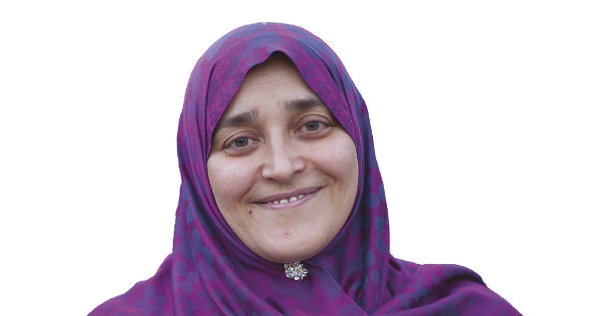 Jamila Afghani