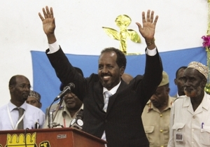 Introducing...Hassan Sheikh Mohamud AP/Press Association Images
