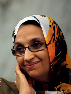 Aminatou HaidarRafael Marchante / Reuters