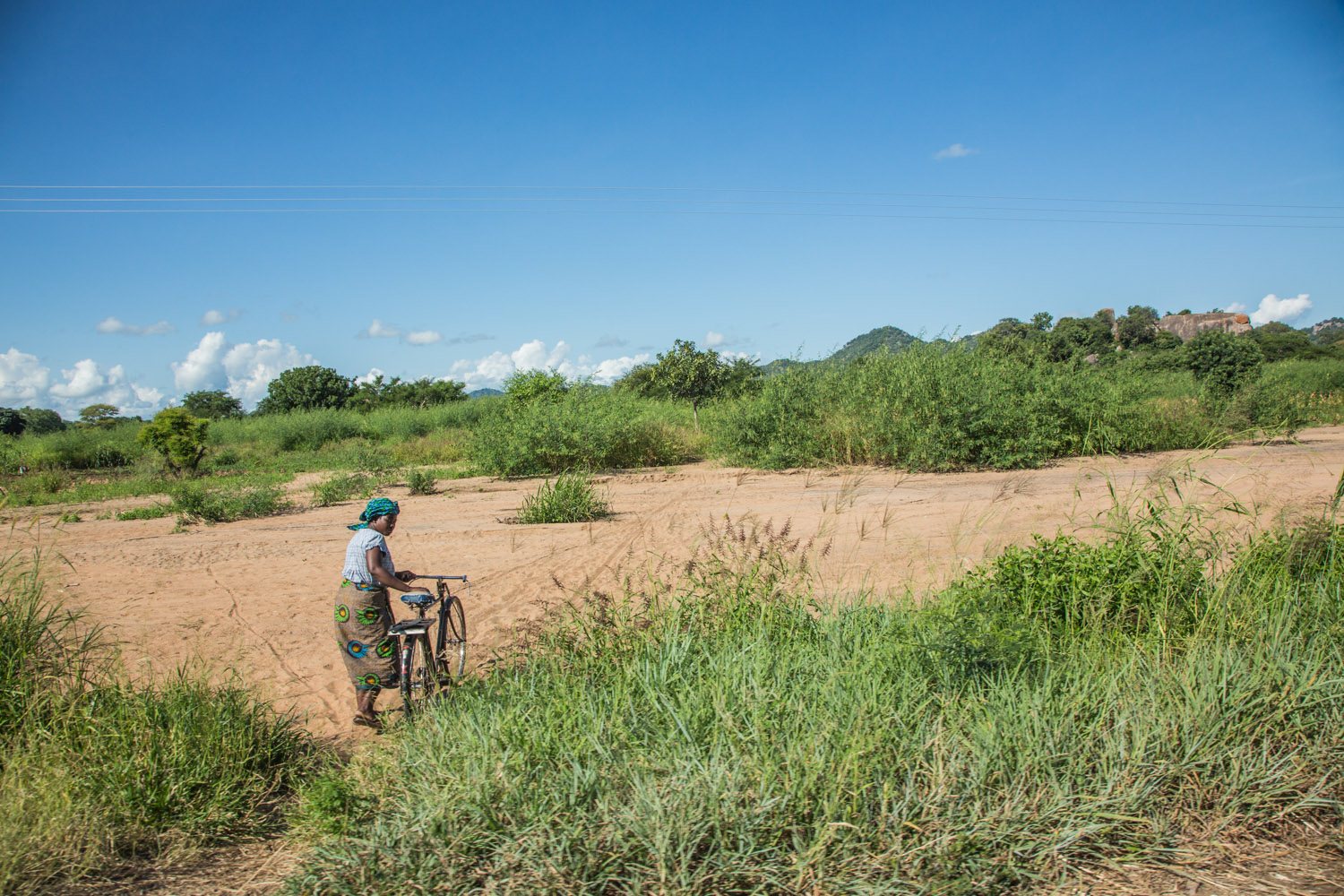 Due to high population growth, rapid deforestation and widespread soil erosion, Malawi's agriculture is particularly vulnerable to climate change.
